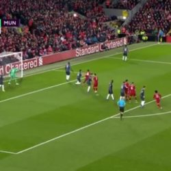 #LIVMUN: Liverpool vs Man Utd 3-1. The Goals And EPL Match Highlights