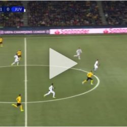 #UEFA: Young Boys vs Juventus 2-1. The Goals And Match Highlights