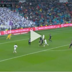 #RMASEV: Real Madrid Vs Sevilla 2-0. The Goals And La Liga Match Highlights