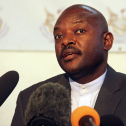 Burundi's President Pierre Nkurunziza Sues French TV Channel For Defamation