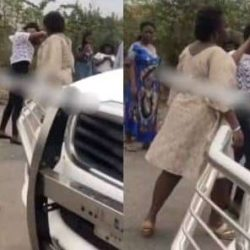 OUI Student Caught After Staging Her kidnap With Her Boyfriend [Video]