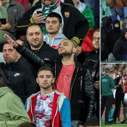 England stand tall on shameful night of racism in Bulgaria