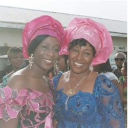 Actress Patience Ozokwor celebrates her look-alike daughter who turns a year older today