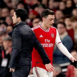 Arsenal player Mesut Ozil pens down emotional message to club fans